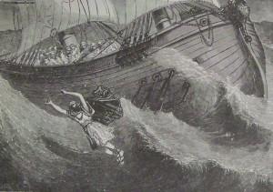 Jonah-sea